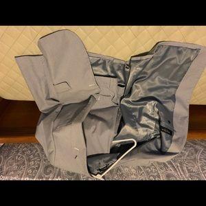 Nautica two piece dress suit 100% cotton